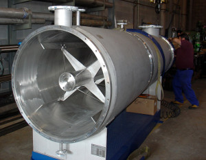 Wiped Film Evaporator WFE, Arslan Enginery